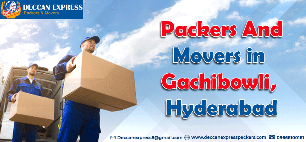 Packers and Movers in Gachibowli Hyderabad