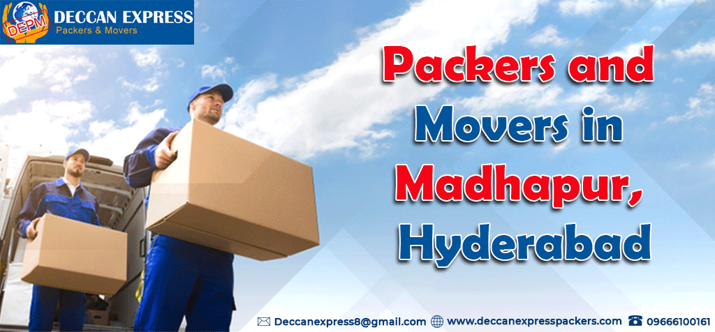 Packers and Movers in Madhapur Hyderabad