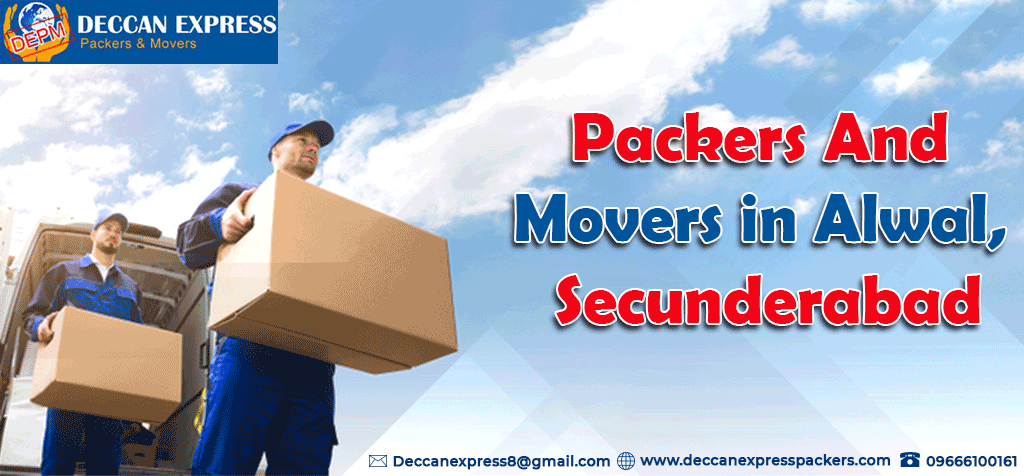 Packers and Movers in Alwal, Hyderabad