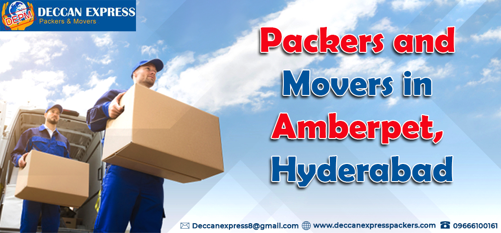 PACKERS AND MOVERS IN AMBERPET, HYDERABAD