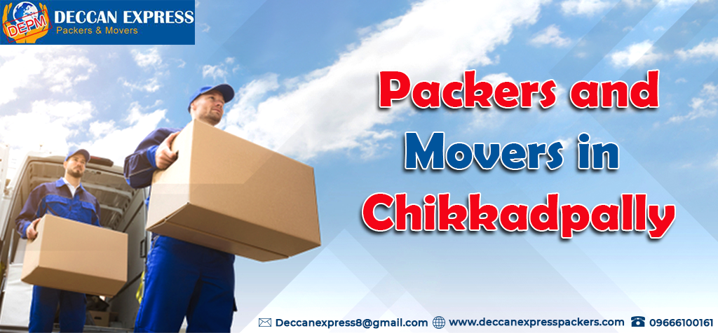 Packers and Movers in Chikkadpally, Hyderabad