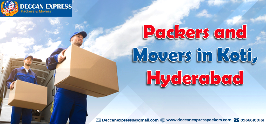 Packers And Movers in Koti, Hyderabad