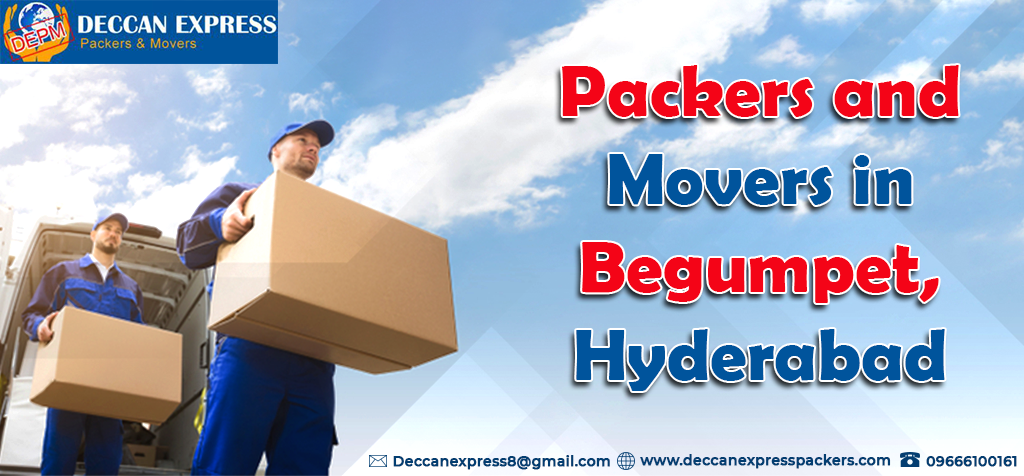 Packers and Movers in Begumpet, Hyderabad