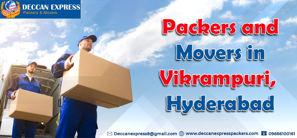 Packers and Movers in Vikrampuri, Hyderabad