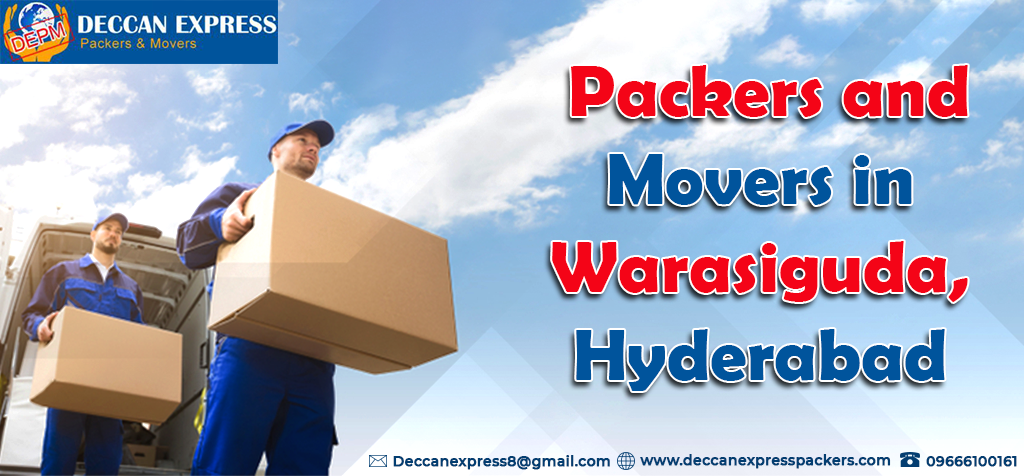 Packers and Movers in Warasiguda, Hyderabad