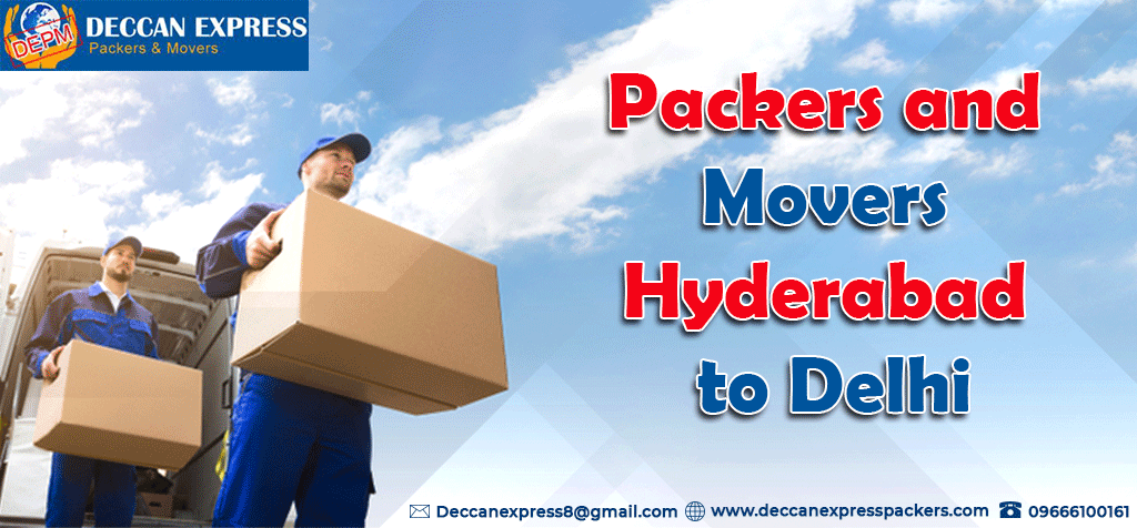 Packers and movers Hyderabad to Delhi