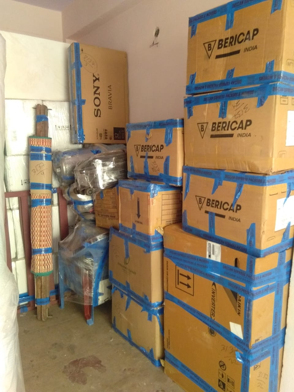 Packers and Movers in Ashok Nagar