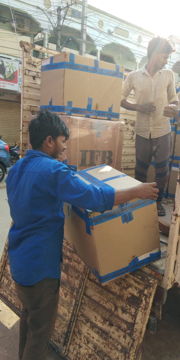 Packers and Movers in Lakdi ka Pul