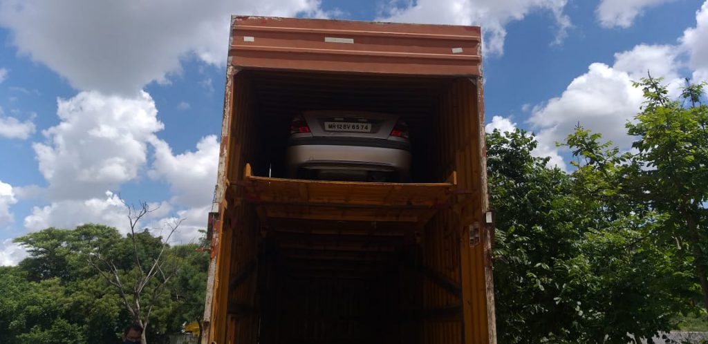 car packers and movers